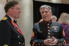 Col Gary & Sgt Will