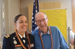 Major Babon USA and Grand Dad